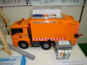recycling team