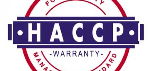 HACCP Warranty Food Safety
