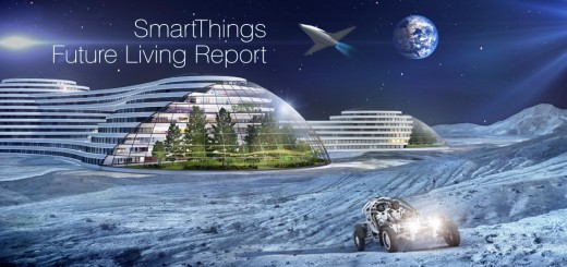 Smart Things Future Living