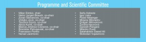 Programme and Scientific Committee
