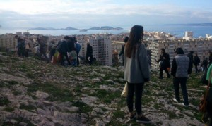 campaign for a litter-free Marseille