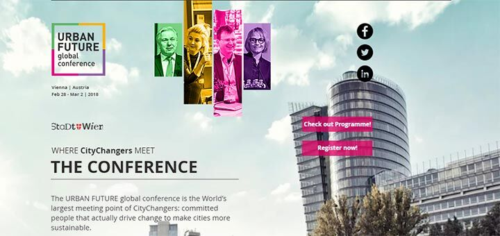 """""""Urban Future Global Conference"""" (UFGC)"""