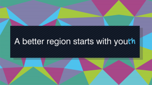 Better Region Starts with Youth