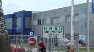 GRAH AUTOMOTIVE Batočina