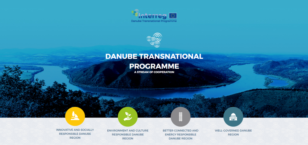 Danube Transnational Programme Homepage